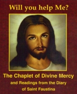 "Chaplet of Divine Mercy ""Will You Help Me?"" CD"