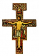 St. Francis Cross (wood)