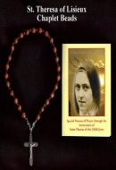 St. Theresa 25 Glory Be Chaplet