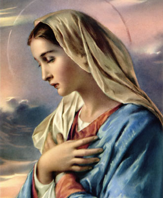 The Role that God Gave Mary