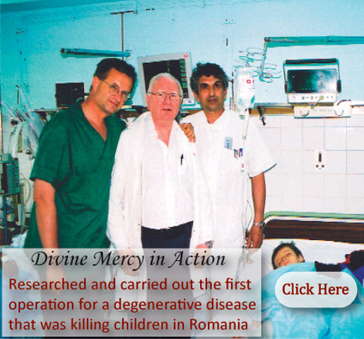 Divine Mercy Articles