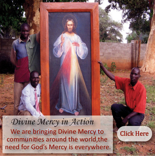 Original Image of Divine Mercy