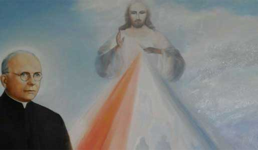 Stay Open to Divine Mercy