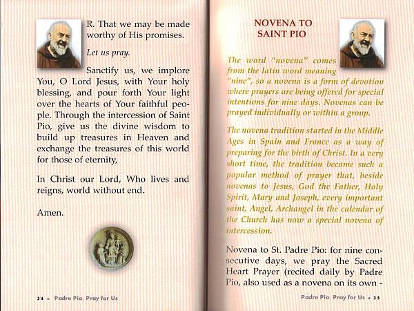 Saints Books: Devotion to St  Pio