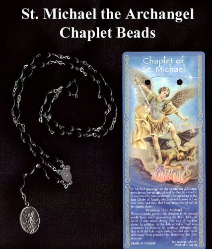 Prayers to St. Michael (Feast September 29)