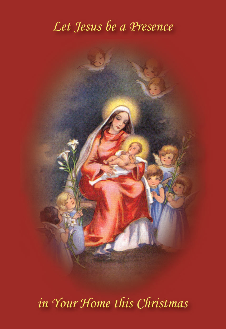 our_lady___child_4e89d3d04ee40jpg - Jesus Christmas Cards