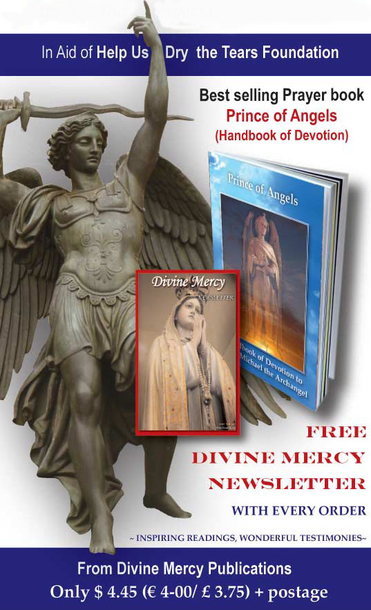 Special Offers: St  Michael the Archangel SPECIAL OFFER