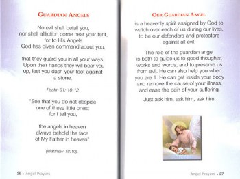 Angel Prayers