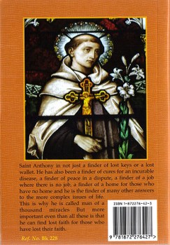 Devotion to Saint Anthony
